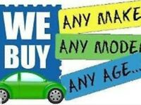 Cars and vans wanted cash paid no logbook we will take it calll today cash waiting any scrap call