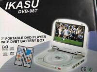Portable DVD / Digital TV!!