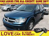 2010 Dodge Journey SE+R * 7PASS * SAT RADIO