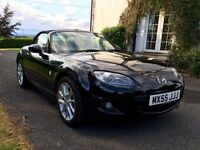 Mazda MX5 1.8 Convertible Soft top- Sport Alloys + Facelift Model