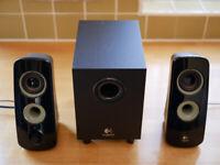 Logitech Z323 2.1 PC speakers