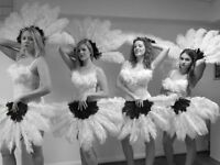 Hire our professional cabaret troupe – The Cabaret Queens