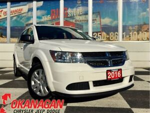 2016 Dodge Journey CVP/SE | 1 Owner | Bought and Serviced Here
