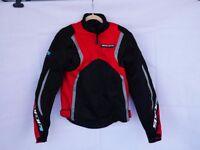 Spada Motorcycle Jacket size M
