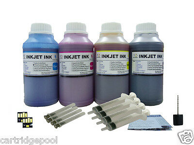 Refill Ink Kit For Kodak 30 Esp C310 C315 Esp Office 2150...