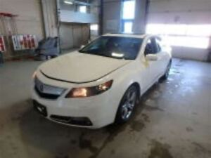 2013 Acura TL 3.7 w/Technology Package