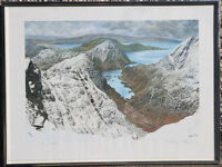 Loch Coruisk print