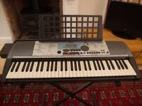 Yamaha Electric Keyboard for sale, excellent condition