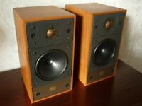 Pair of Classic Celestion SL6 Stand Mount Speakers