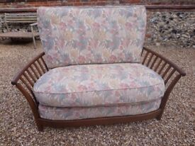 Ercol Renaissance Two Seater Sofa Golden Dawn