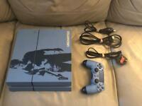 Sony PlayStation 4 1TB + 7 Games---Limited Uncharted Edition---Game Console