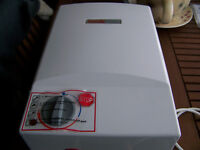 HYCO HANDYFLOW OVERSINK WATER HEATER.NEW NEVER USED