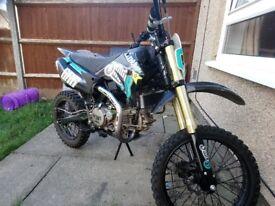 Thumpstar Pit-Bike 170cc