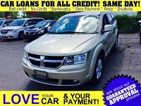 2010 Dodge Journey SXT * SAT RADIO * HEATED POWER SEATS