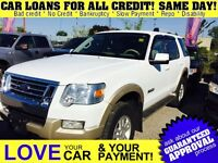 2007 Ford Explorer Eddie Bauer V6 * LEATHER * 7PASS * PWR STS