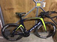 Fuji Norcom Straight 2.5 TT bike (55cm Frame)