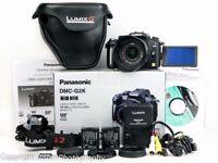 Panasonic LUMIX DMC-G2K 12.1MP M4/3 Digital Camera + 14-42mm Lens + COMPLETE KIT