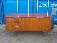 Elliott's of Newbury sideboard 1960s vintage