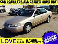 1998 Toyota Camry XLE V6 * GREAT CATCH * DURABLE