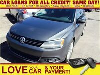 2012 Volkswagen Jetta 2.0 TDI Highline * LEATHER * POWER ROOF *
