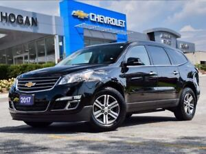 2017 Chevrolet Traverse LT, Heated Seats, Remote Start