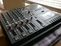 4-Track Cassette Recorder (Yamaha MT-400) - Excellent condition!
