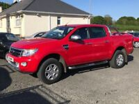 2013 Ford Ranger 2.2 TDCi Limited 2 Double Cab Pickup 4x4 4dr (EU5)