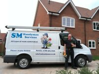 Handyman Services / Plumbing / Decorating / Carpentry / Patios / Power washing / Flat pack Assembly