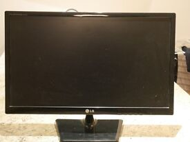 LG IPS234V-PN.AEK PS 23 inch LED Wide Screen Monitor Flatron - Only £50