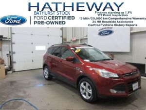 2014 Ford Escape SE, FINANCE FOR ONLY 1.9 %
