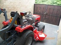 MASSEY FERGUSON 1523 COMPACT TRACTOR,500 GENUINE HOURS,HYDROSTATIC,NO VAT TO PAY,BARGAIN