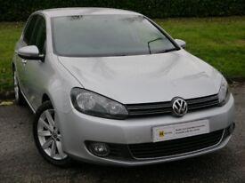£0 DEPOSIT FINANCE (11) Volkswagen Golf 2.0 TDI GT 5dr **BLUETOOTH** £0 DEPOSIT FINANCE