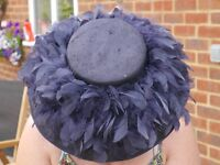 Wedding /Ascot hat