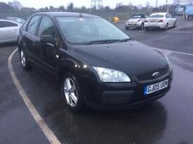 FORD FOCUS 1.6- LONG MOT, NEW CLUCTH
