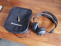 Sennheiser Black HD 25 II - Minimal Use - Fantastic Condition.