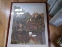 large picture of old Guildford