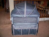 Portable multi use Bassinet - Like New condition