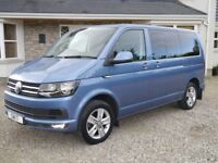 2016 VW Transporter T6 Highline Combi with glass DSG /Caddy/Camper/Caravelle convert/