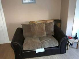 3 an 2 seater sofas