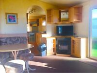 12 Month Season Sandylands Has Very Cheap Holiday Homes And Pitch Fees