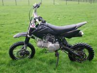 140cc pitbike dirt bike