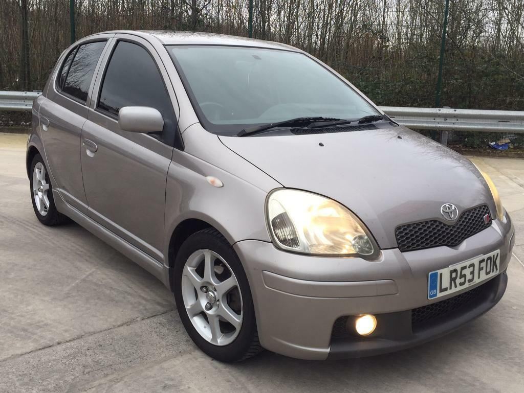 toyota yaris t sport 5 door htachback 2004 full history 3xkeys mint car in oldham manchester. Black Bedroom Furniture Sets. Home Design Ideas