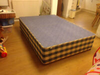 Divan Double Bed Base for free