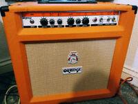 """Orange TH30 Combo Valve Amp (30w, 1x12"""")"""