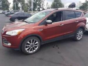2014 Ford Escape SE 2.0 LEATHER TRIM! POWER LIFTGATE! CAMERA! RE