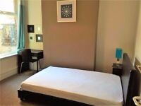 ROOMS TO RENT IN A SHARED HOUSE - SUMNER ROAD, SALFORD - M6 7QH - FULLY FURNISHED MODERN HOUSE