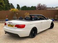 2013 BMW 320D M Sport Convertible