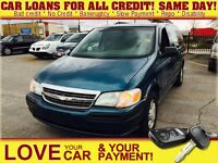 2004 Chevrolet Venture * FRESH TRADE IN  * PRICED TO SELL