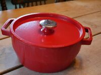 Pyrex cast iron / slow cooker for sale