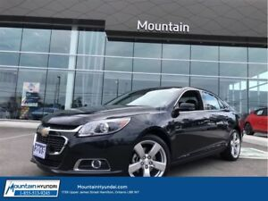 2015 Chevrolet Malibu LTZ 2LZ | BLUETOOTH | NAVIGATION | LEATHER
